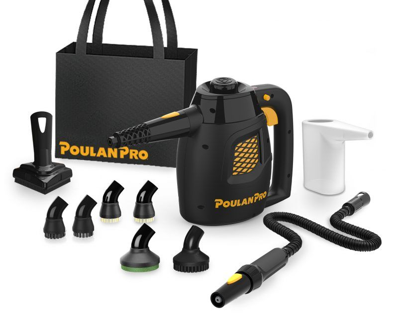 Poulan Pro PP230 Handheld Steam Cleaner Accessories