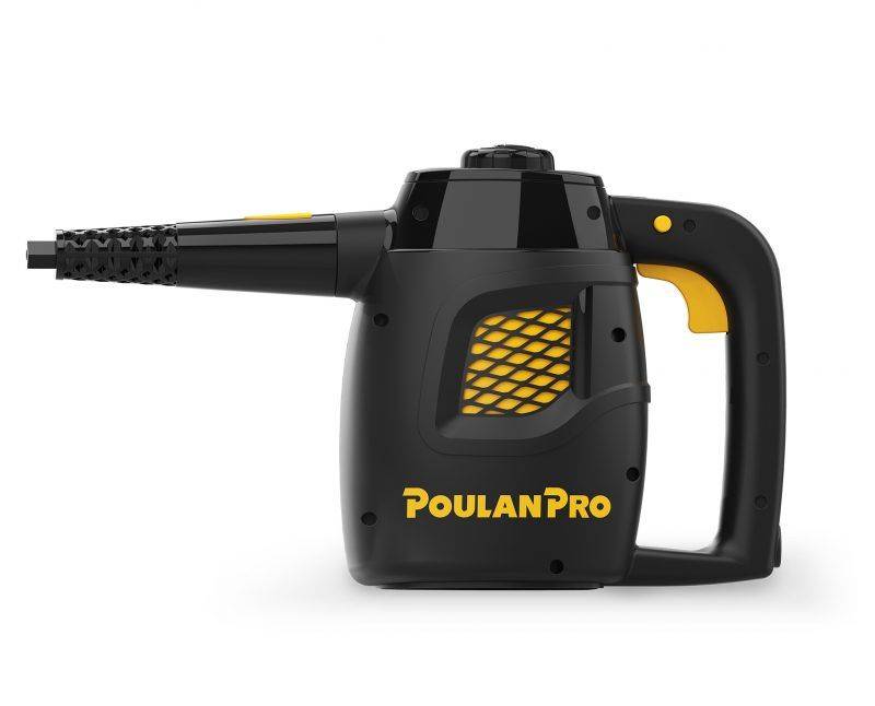 Poulan Pro PP230 Handheld Steam Cleaner Side