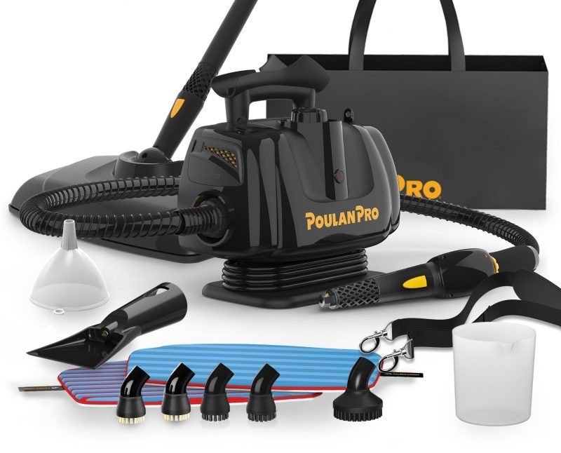 Poulan Pro PP270 Portable Power Steam Cleaner Accessories