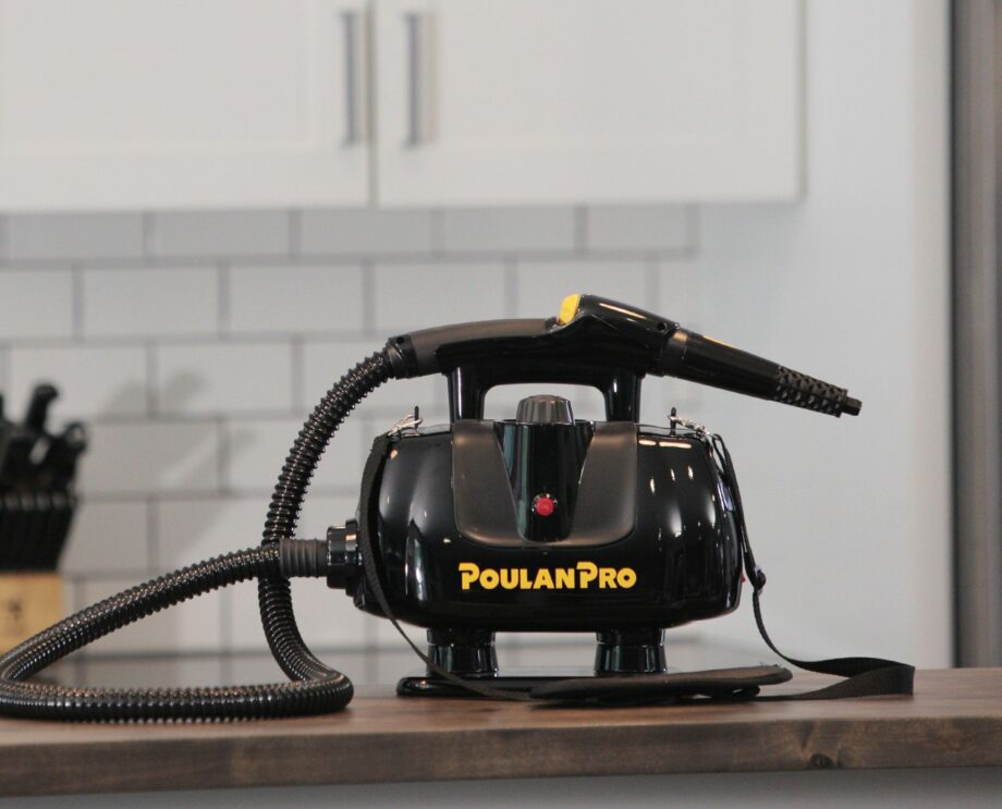 Poulan Pro PP270 Portable Power Steam Cleaner Lifestyle