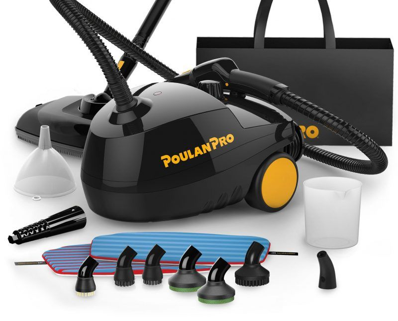 Poulan Pro PP330 Multi-Purpose Steam Cleaner Accessories