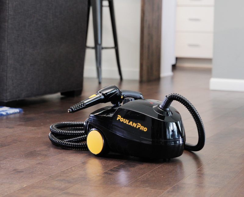 Poulan Pro PP330 Multi-Purpose Steam Cleaner Lifestyle
