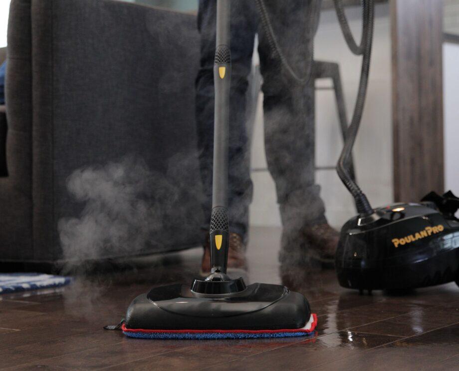Poulan Pro PP330 Multi-Purpose Steam Cleaner Floor Mop