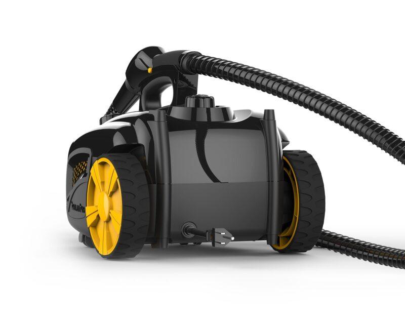 Poulan Pro PP350 Canister Steam System Back