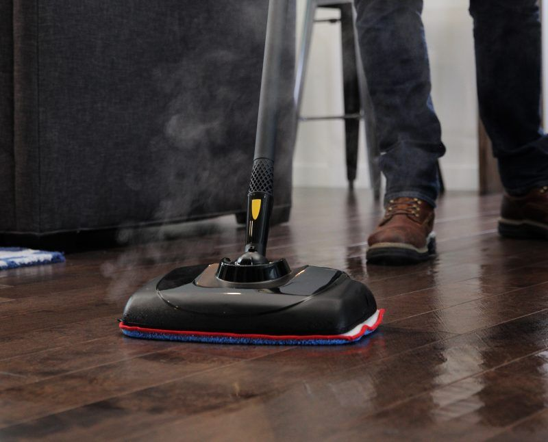 Poulan Pro PP350 Canister Steam System Floor Mop